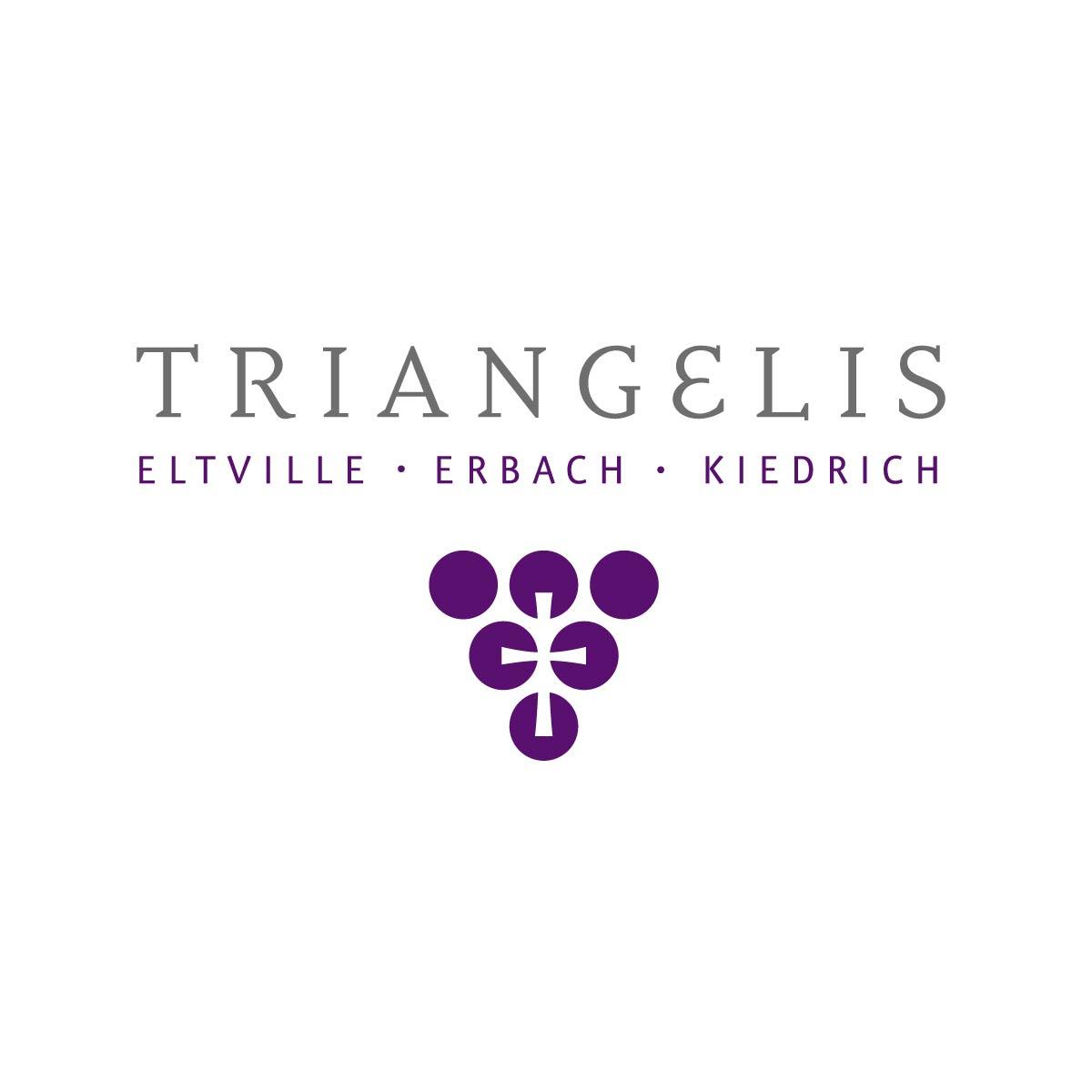 Logo Signet Entwicklung Namensfindung Triangelis Gemeinde Eltville