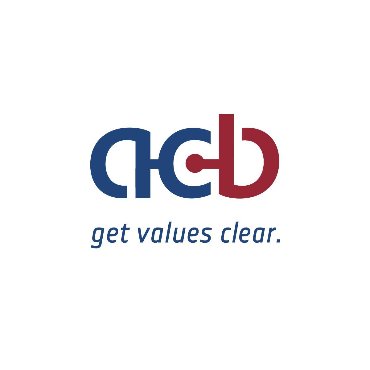 ACB Signet Design Wort-Marke Wortmarke