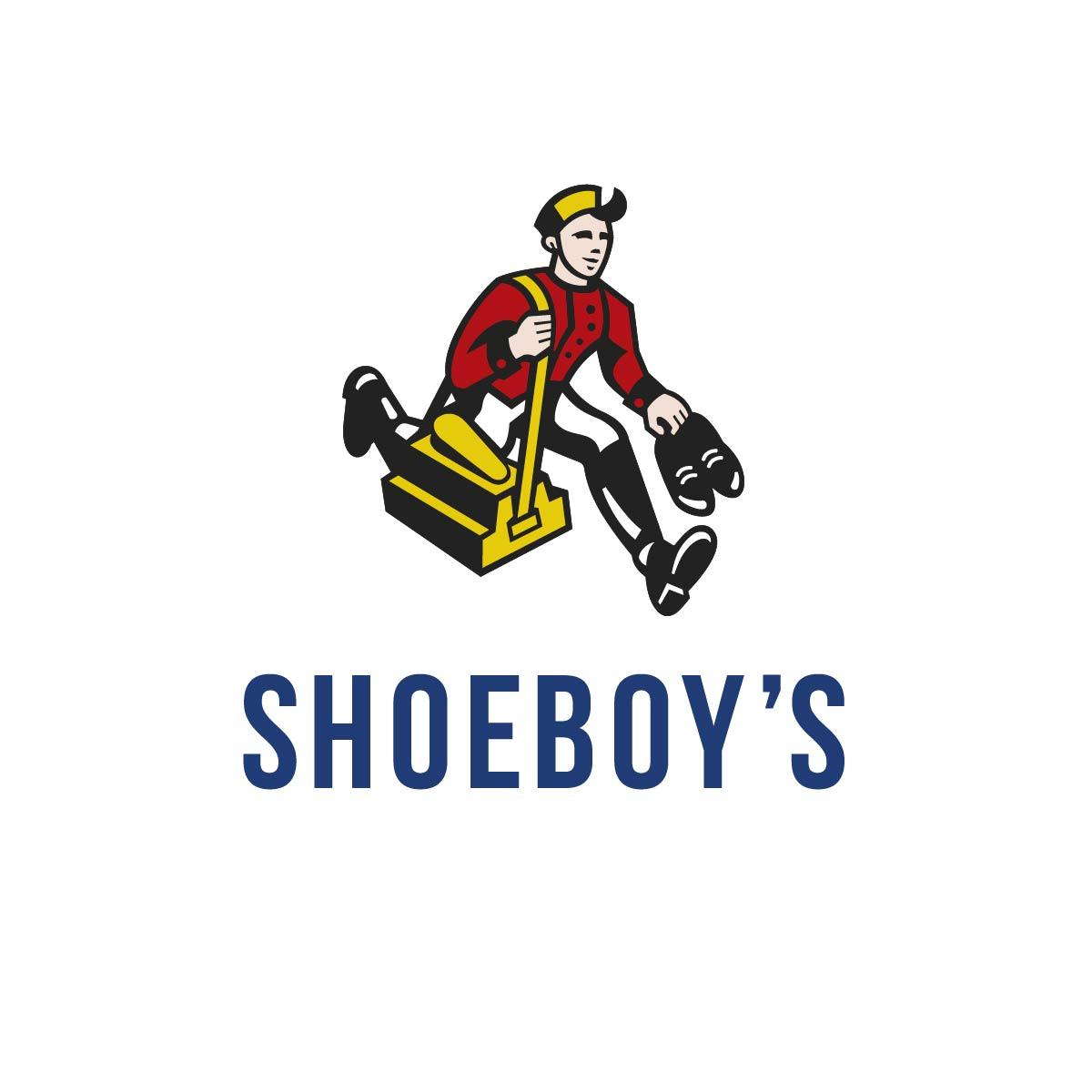 Brand Sign Markenzeichen Wort-Bild-Marke shoeboys mainz BNS