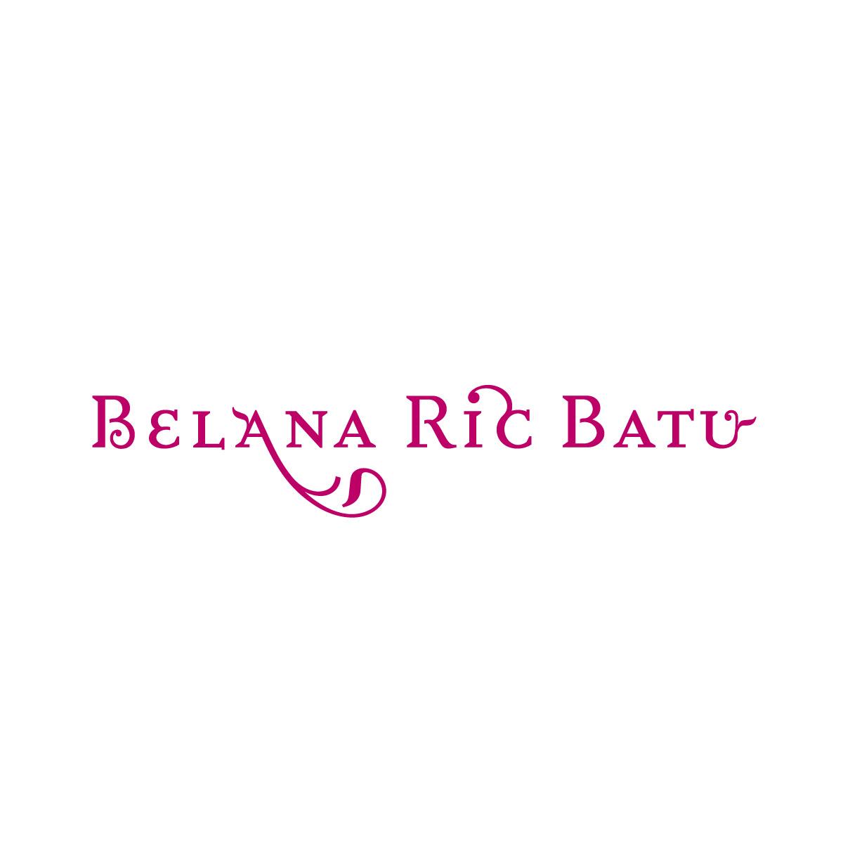 Firmenzeichen Unternehmenslogo Ric Batu Belana Signetentwicklung
